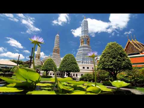 Most Popular City Bangkog Thailand-Worlds Famous City