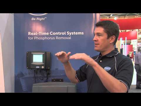 Hach Real-Time Control System at WEFTEC2014