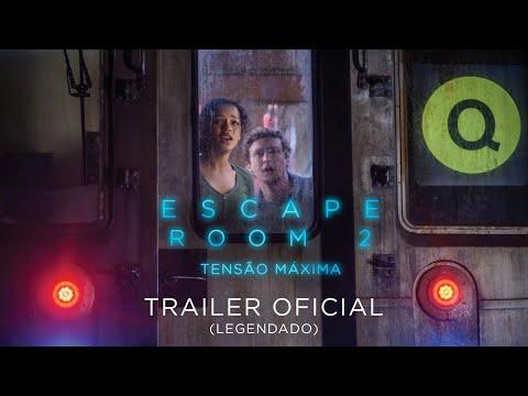Escape Room 2: Tensão Máxima | Trailer Oficial Legendado | Em breve nos cinemas