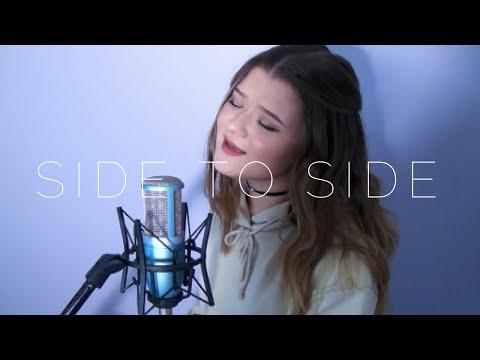 Side to Side - Ariana Grande ft. Nicki Minaj (Cover by Victoria Skie) #SkieSessions
