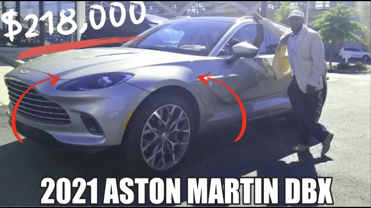 2021 Aston Martin Dbx 218 000 Msrp First Drive Youtube