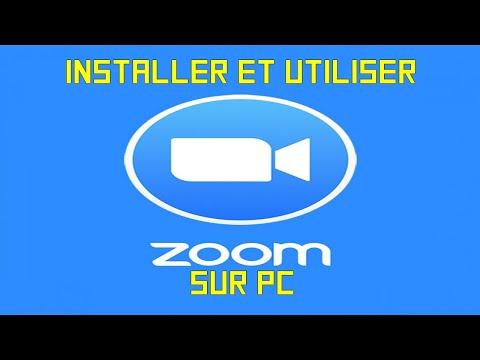 Comment installer et utiliser Zoom sur PC ?