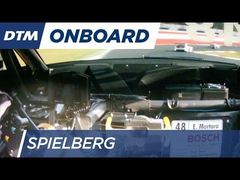 DTM Spielberg 2016 - Edoardo Mortara (Audi RS5 DTM) - Re-Live Onboard (Race 1)