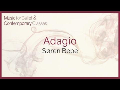 Music for Ballet Class Adagio center