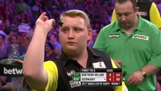 PDC World Cup of Darts 2017 | Every Last Checkout