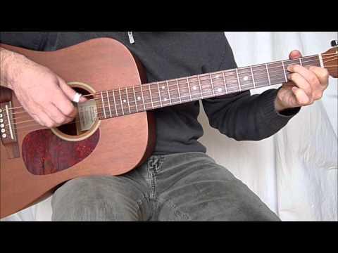Martin D-15 Sound Sample / Fingerstyle Guitar