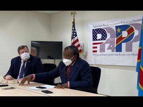 URGENT!!!!! TEST DE VACCIN EN RDC... REACTION DU DR MUYEMBE APRES LA GROGNE DU PEUPLE...