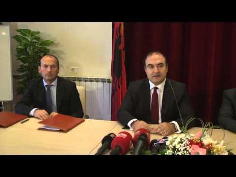 Durrësi tashmë me port jahtesh Haxhinasto firmos marrëveshjen