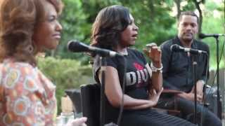 "SHERYL LEE RALPH & JENNIFER HOLLIDAY ""REDEFINING DIVA"" RECEPTION"