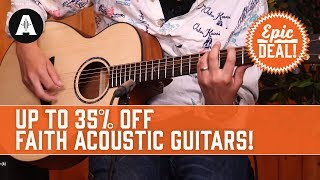 An All Solid Electro Acoustic Guitar for £399.... What! How?!