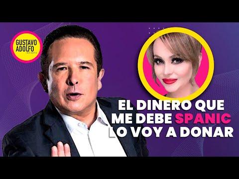 Donaré los 400 mil pesos que gané por la demanda de Gaby Spanic | Gustavo Adolfo Infante TV
