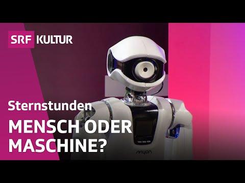 Mensch, Roboter! Wenn Maschinen zu denken beginnen (Sternstunde Philosophie vom 15.11.15)