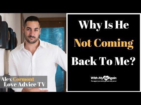 Will my boyfriend come back after breakup