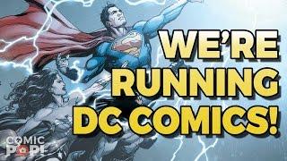 LET'S RUN DC COMICS #ElseworldsExchange