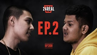 TWIO4 : EP.2 CHASVII vs M-PEE (24REAL) | RAP IS NOW