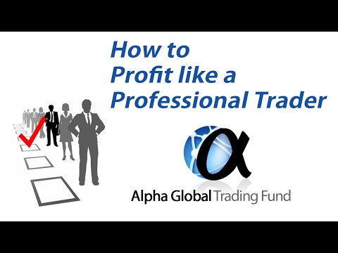 How to Profit like a Professional Trader