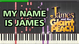 Watch Randy Newman My Name Is James video