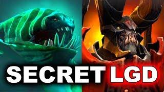 SECRET vs LGD - Perfect World Masters - Minor DOTA 2