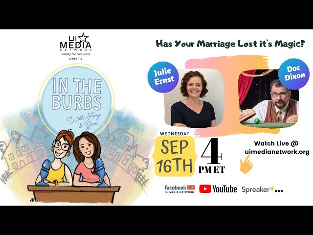 Has Your Marriage Lost it's Magic?
