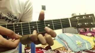 """Hướng dẫn Guitar đệm hát cơ bản ca khúc """" Bụi Phấn"""""""