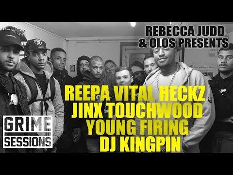 Grime Sessions - Reepa, Jinx Touchwood, Vital, Heckz, Firing - DJ Kingpin