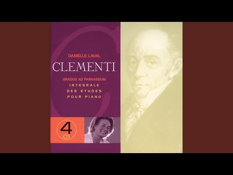 Clementi: Suite en si Majeur - Finale, allegro vivace
