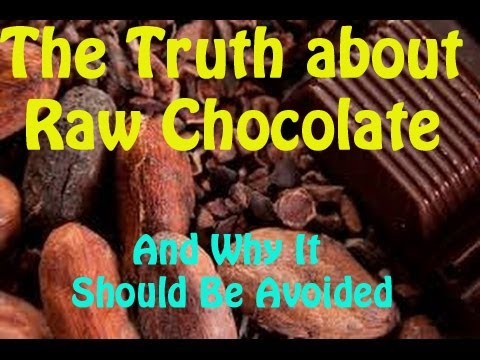 Raw Cacao (Chocolate) Almost Killed Me