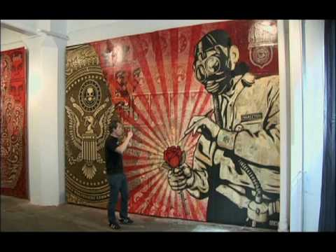 Art Or Not? Shepard Fairey