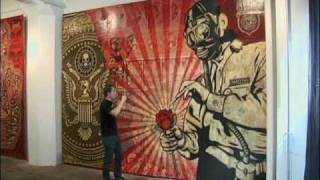 art or not shepard fairey