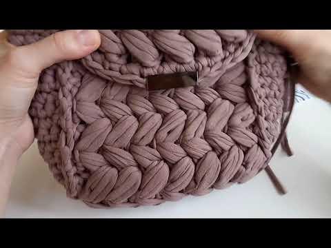 Как установить замок с шурупами на рюкзак или сумку Зефирку