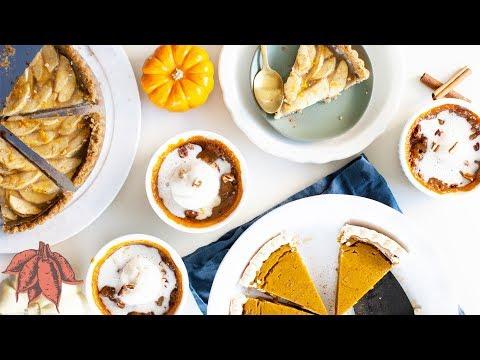 💥🍰  Next Level VEGAN DESSERT Recipes for Thanksgiving 🍥🔥