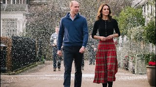 William & Catherine Host Children's Christmas Party (WITH SNOW) At Kensington Palace 2018