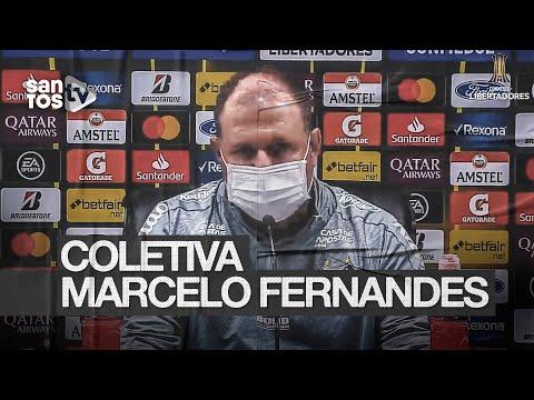 MARCELO FERNANDES | COLETIVA (24/11/20)