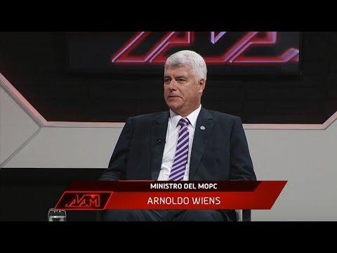 #AAM   Ministro Arnoldo Wiens habló sobre el fracaso del metrobús (PGM 34)
