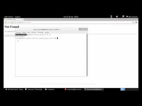 Solución error404 WP+Url Amigables