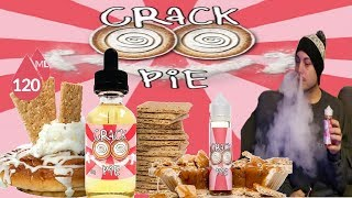 Crack Pie By Food Fighter E-Liquid Review