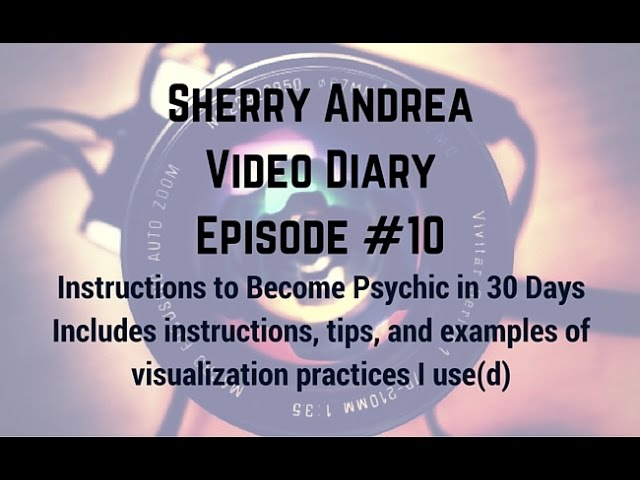 Become Psychic in 30 Days