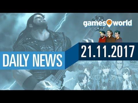 Rainbow Six Siege Year 3, Neverwinter Nights Remastered | Gamesworld Daily News - 21.11.2017