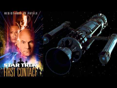 Star Trek: First Contact soundtrack - Flight of the Phoenix