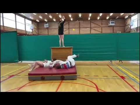 6SWA met de sportieve video voor de One Shot Challenge van de UCLL.