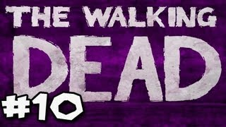 The Walking Dead Episode 4: Around Every Corner Walkthrough Ep.10: SOMEONE MUST GO