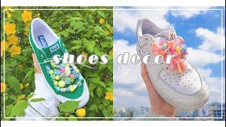 [DIY] ✨알록달록 비즈로 신발 꾸미기 ✨| 초간단 …