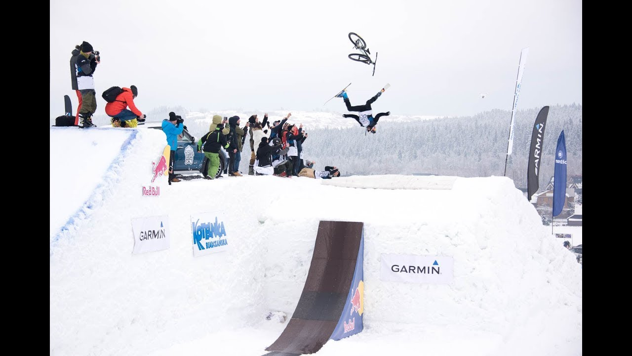 Garmin Winter Sports Festival 2018 - Event clip