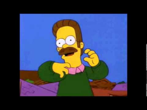 Metal ned flanders riddly diddly heavy nedal youtube for Doodly free