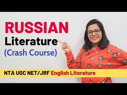 Master Russian Literature In 10 Minutes (UGC NET English)