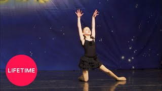 Dance Moms Chloes Mother Lyrical Solo Season 1 Flashback  Lifetime