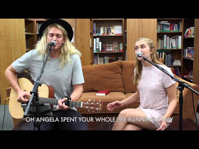 Angela - The Lumineers - (Cover) Mick Grocholl & Christina Perry