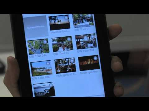 Using Twonky Mobile On Your Samsung Galaxy Tablet With Your IPhone