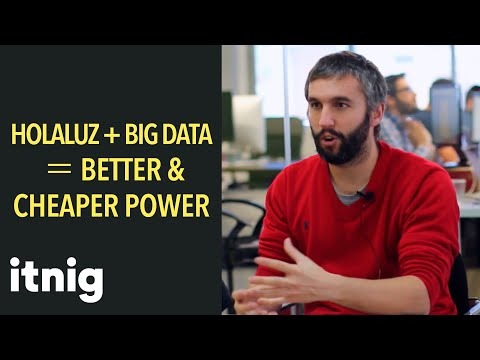 Holaluz Is Using Big Data To Disrupt The Power Industry