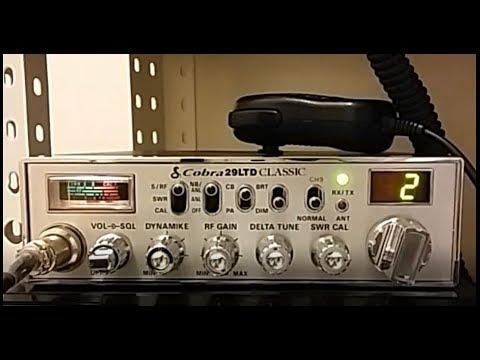 Conociendo un Radio de 11 metros (CB).